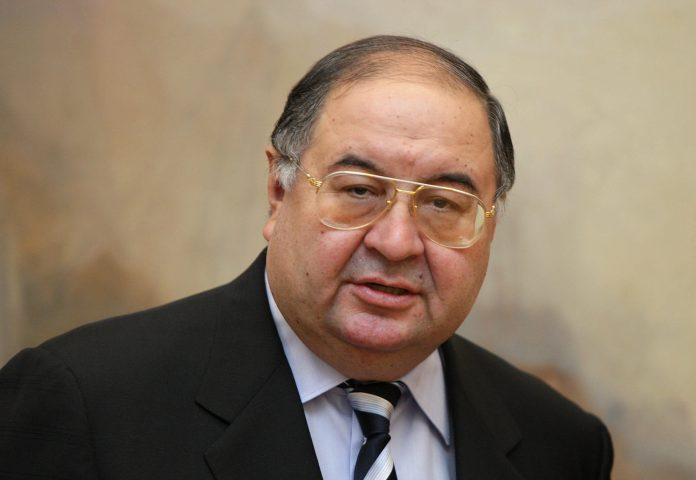 Алишер Усманов – занимает 3 место среди богатейших бизнесменов России по версии Forbes