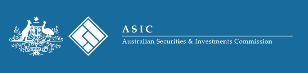 ASIC – Австралийская комиссия по ценным бумагам и инвестициям