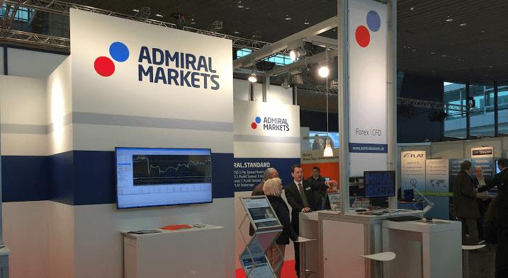 "Admiral Markets принимает участие в выставке ""World of Trading"", Франкфурт 2014 год"