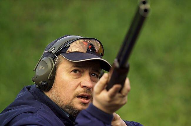Владимир Лисин активно увлекается спортивной стрельбой