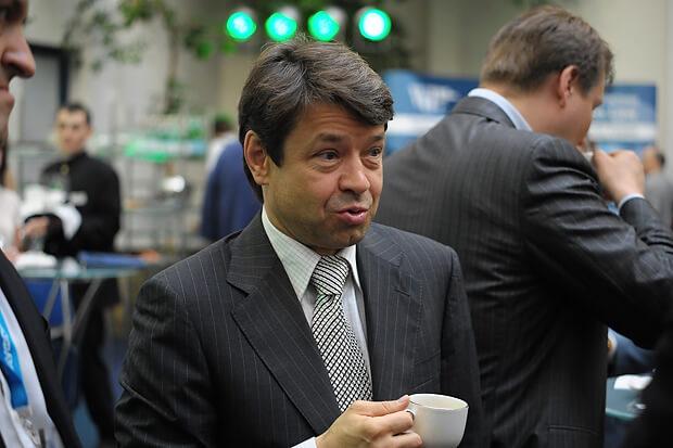 Олег Михасенко – основатель группы компаний БКС