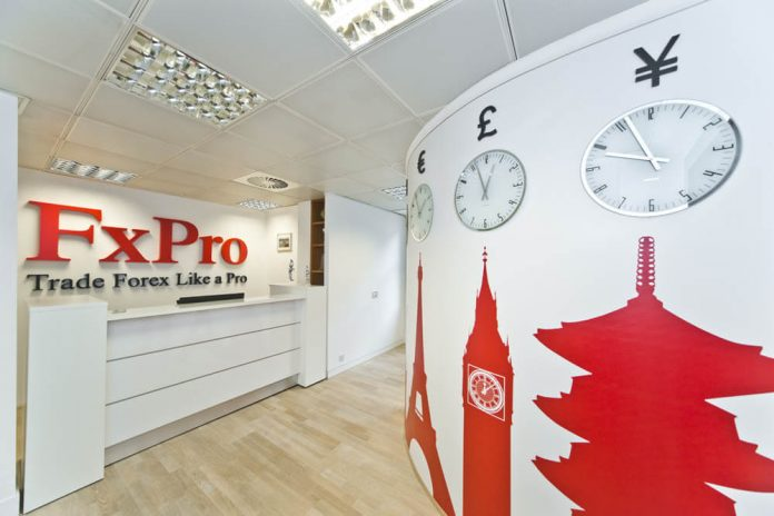 Офис FxPro в Великобритании