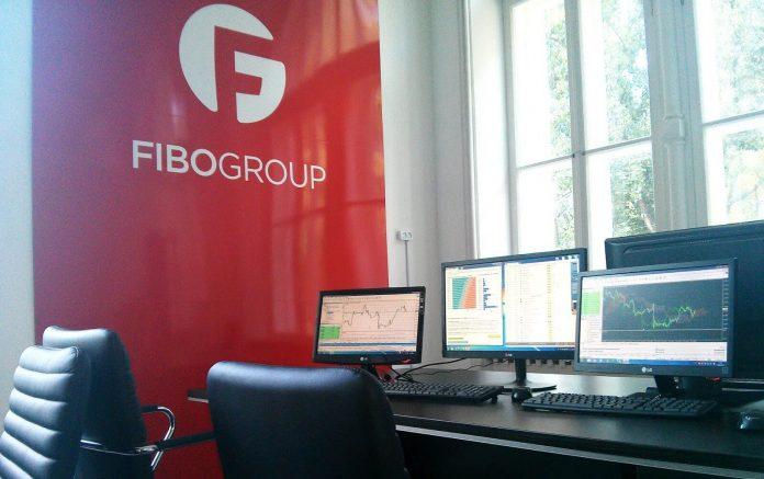 Один из офисов Fibo Group