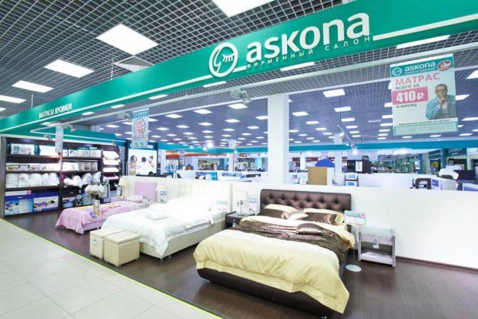 Аскона – признанный лидер товаров для сна в России