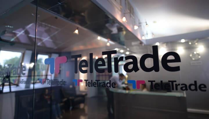 ТелеТрейд входит в тройку самых крупных Форекс брокеров России