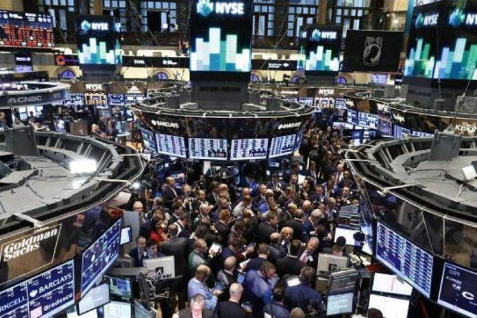 Биржа NYSE – экономический центр США, расположенный в Нью-Йорке