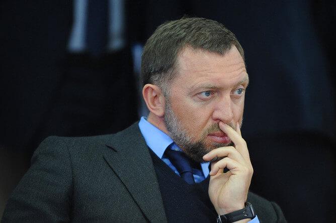 Олег Дерипаска – один из первых партнеров Махмудова и первый конкурент