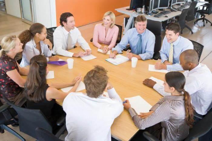 Групповое собеседование требует еще более тщательное подготовки