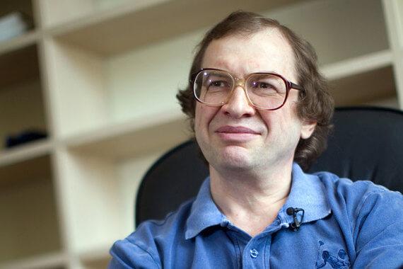 Сергей Мавроди - основатель российской финансовой пирамиды МММ