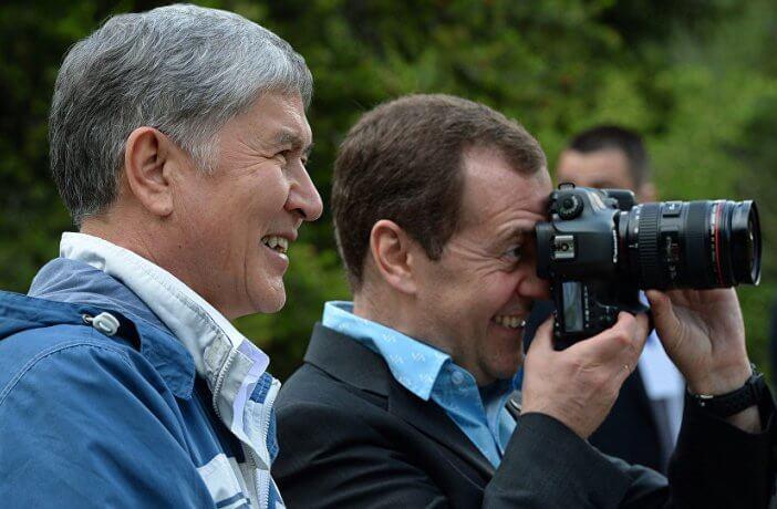 Дмитрий Медведев - Премьер-министр России