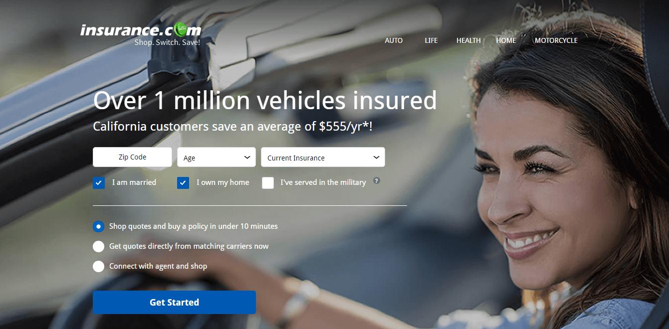 Insurance.com - самое дорогое доменное имя