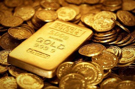 Инвестиции в золото до 100000 рублей