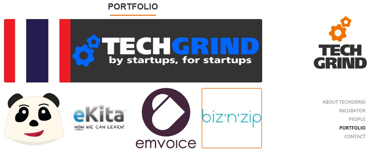 TechGrind добавил компанию BiznZip в бизнес-инкубатор