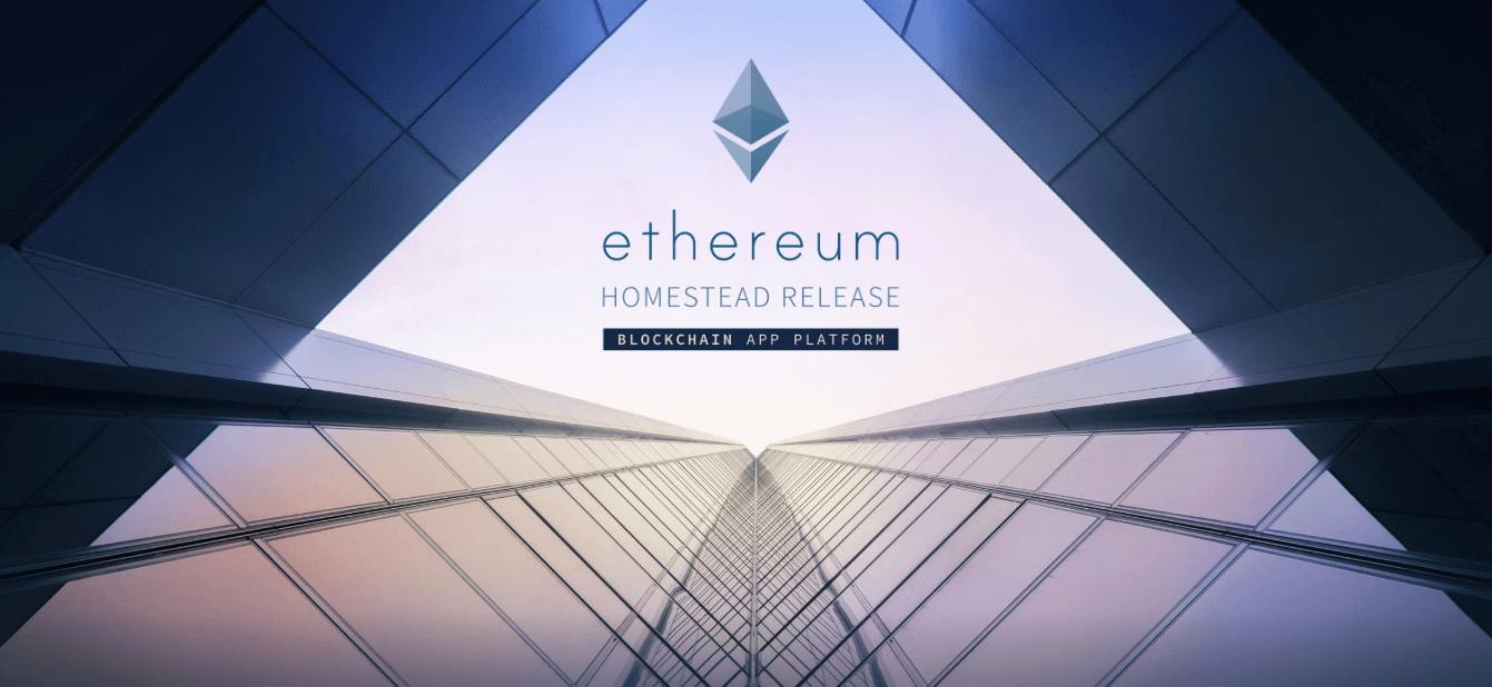 Официальный сайт Ethereum