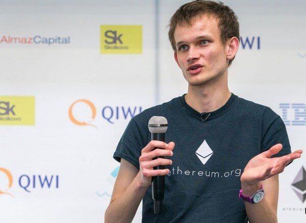 Виталик Бутерин – основатель Ethereum | Рейтинг криптовалют