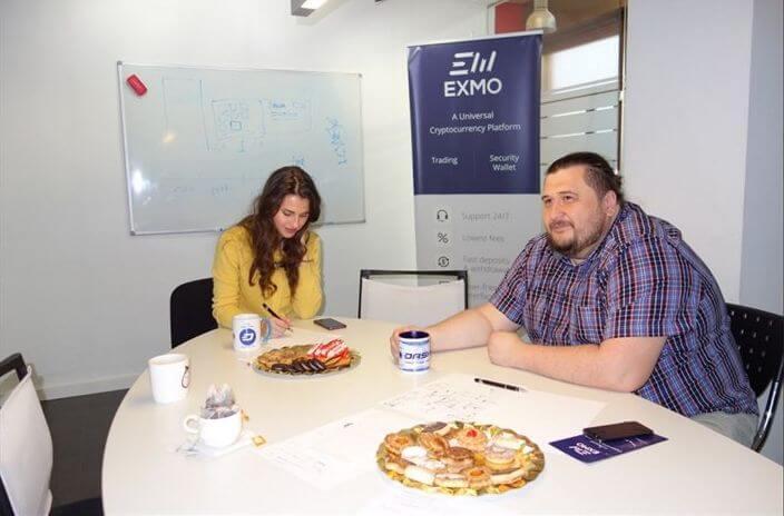 Офис Exmo в Барселоне