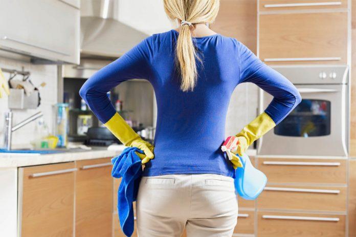 Как начать домашний бизнес на уборке