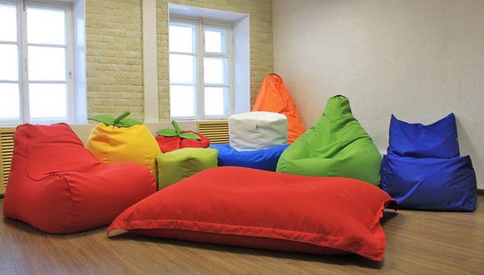 Домашний бизнес на производстве бескаркасной мебели