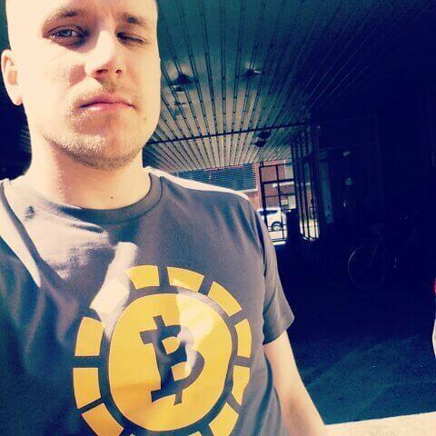Николаус Кангас — генеральный директор LocalBitcoins