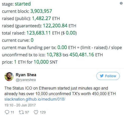 Райан Ши — сооснователь Blockstack, отметил ограниченность сети Ethereum