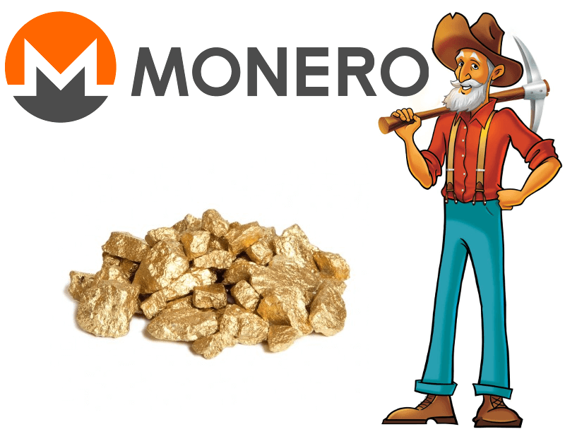 Как майнить Monero