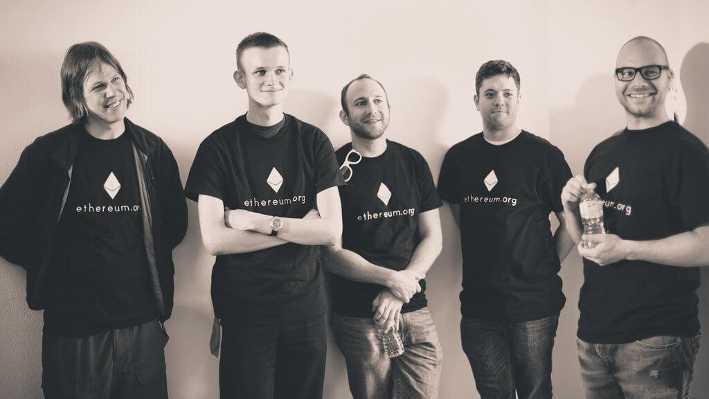 Команда профессионалов Ethereum