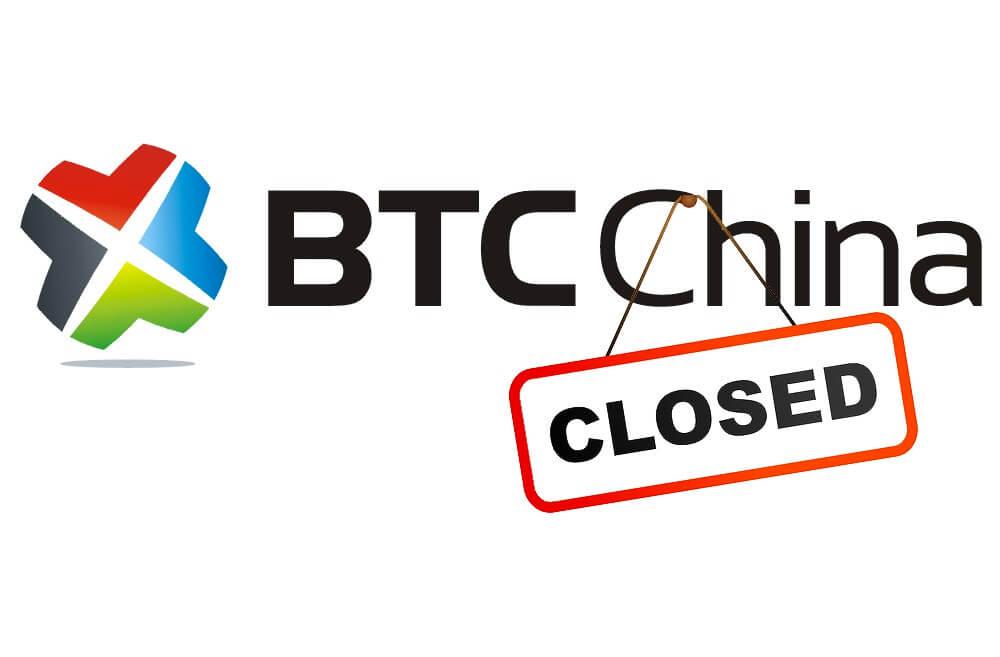 Биржа BTCChina объявила о закрытии