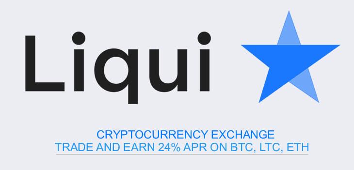 Биржа криптовалют Liqui