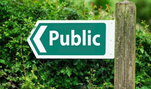 Публичные блокчейны