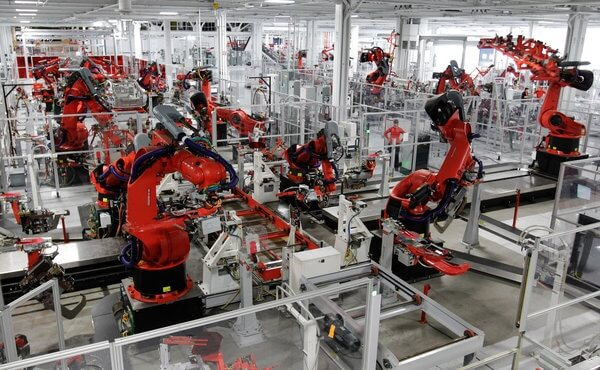 Фабрика будущего