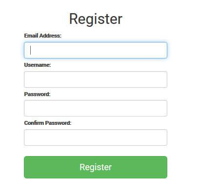 Регистрация на бирже Coinexchange