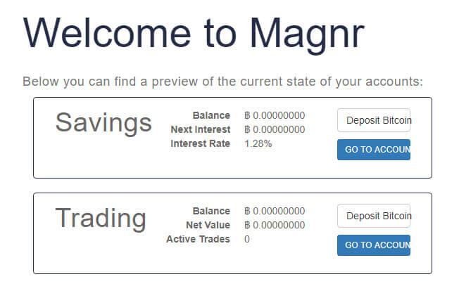 Биржа криптовалют Magnr