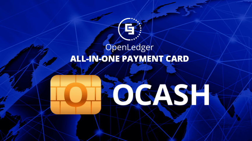 Платформа OCASH от OpenLedger