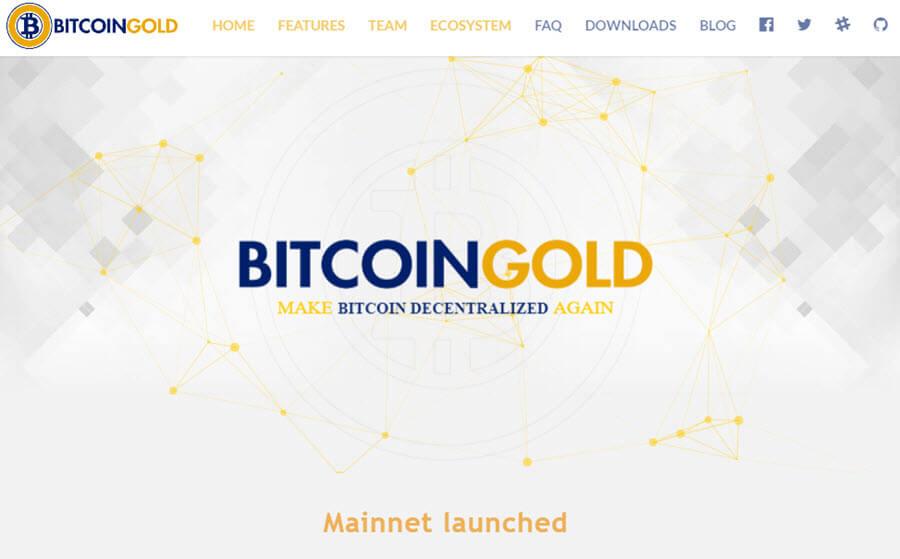 Курс Bitcoin Gold на сегодня