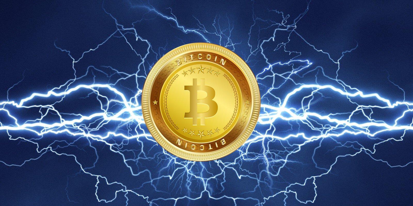 Lightning упоминается как решене для биткоина