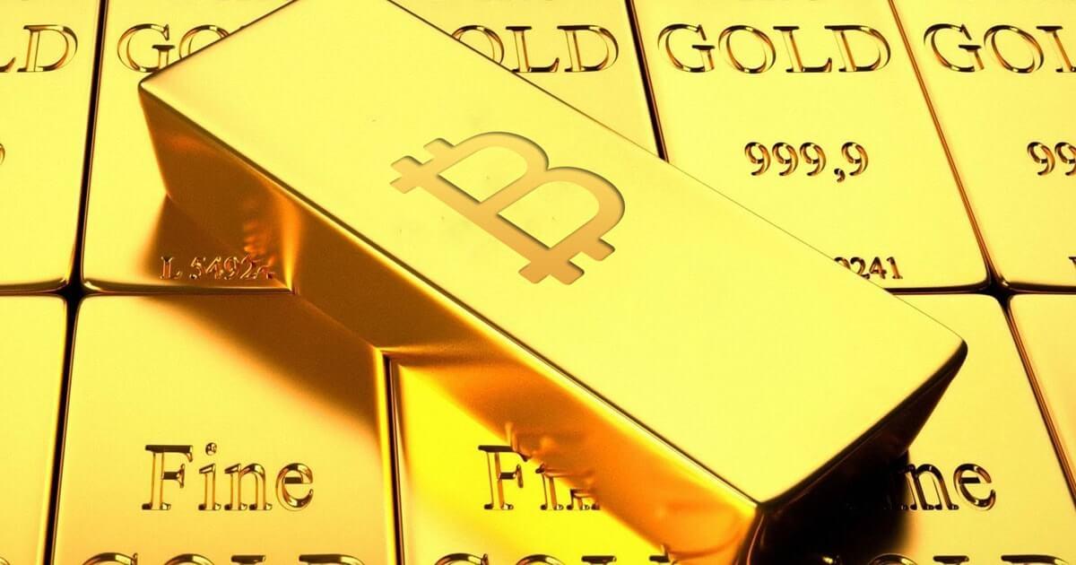 Биткоин в Google ищут чаще, чем золото