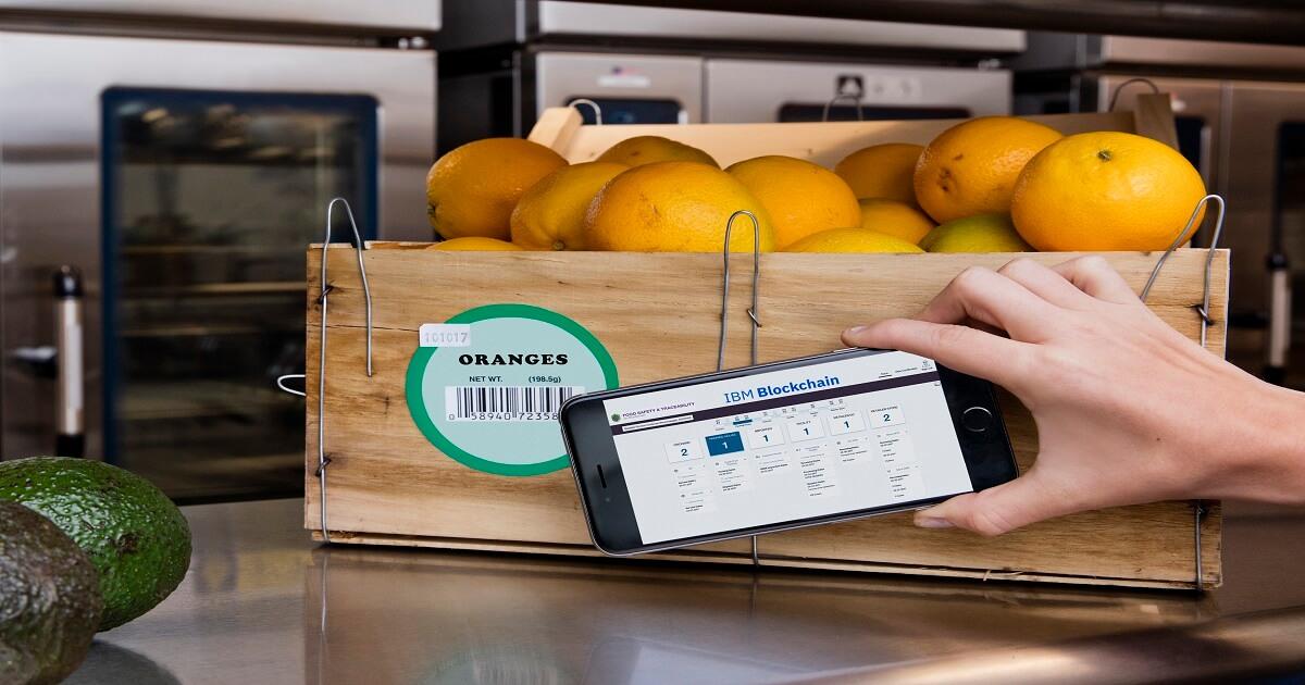 Walmart и IBM будут использовать блокчейн для отслеживания продуктов