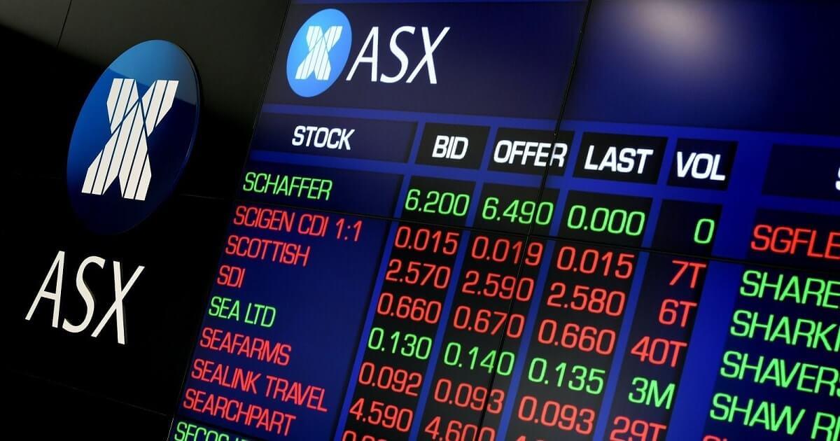 австралийская биржа форекс