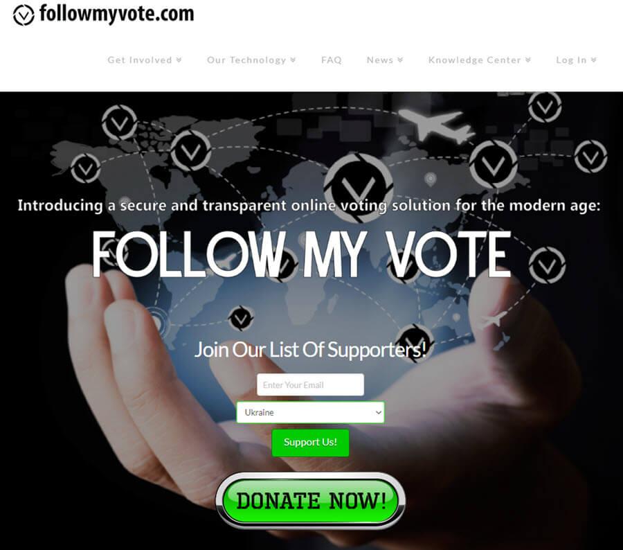 Follow My Vote