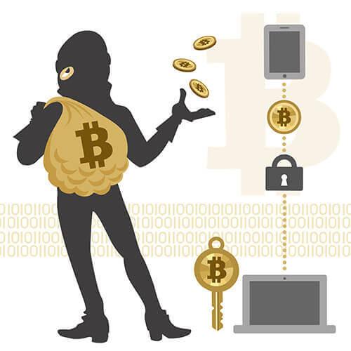 Киберприступники крадут пароли