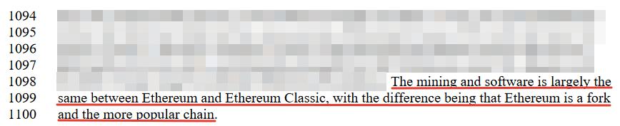 Ethereum Classic — основной