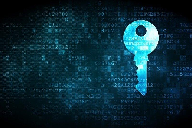 В PGP создаются открытые и закрытые ключи