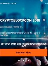 СryptoBlockCon 2018