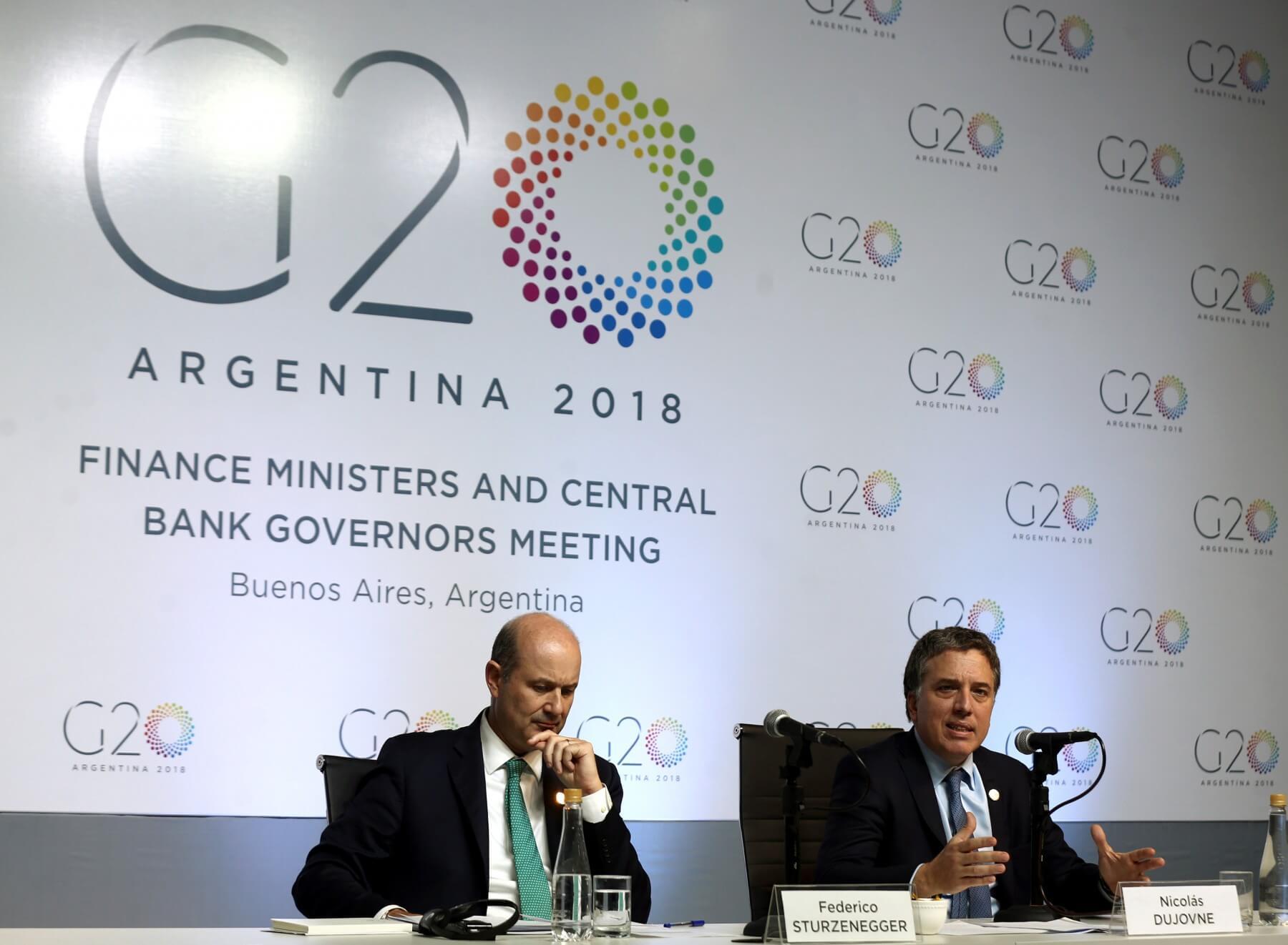 Конференция G-20 в Буэнос-Айрес, 2018