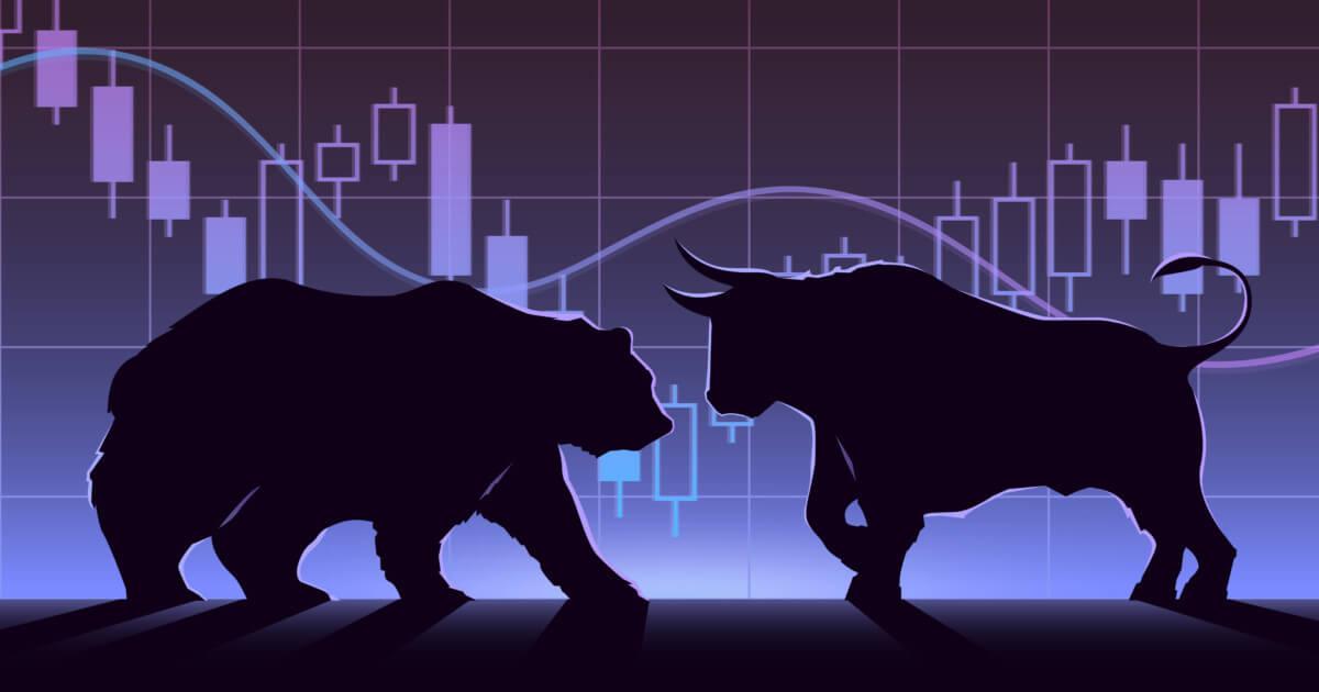 Медведи на рынке? Куда дальше двинутся цены: BTC, STR, EOS