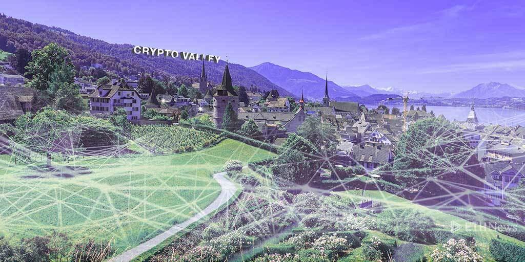 «Долина криптовалюты»: Швейцария