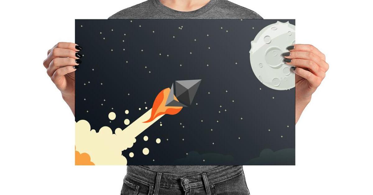Ethereum отправляется в космос. Буквально
