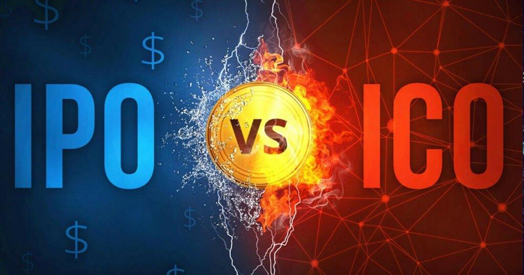 Сбор средств: IPO против ICO