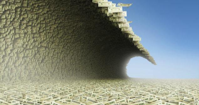 4. Вступление в игру институциональных денег