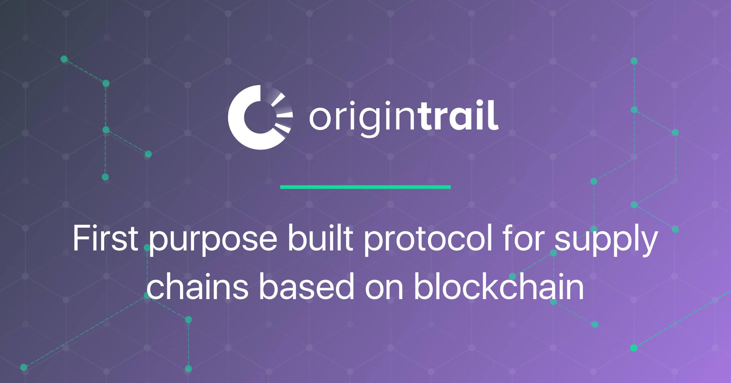 Origintrail: проблема поставок и ее решение
